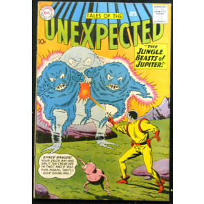 TALES OF THE UNEXPECTED #57 VG