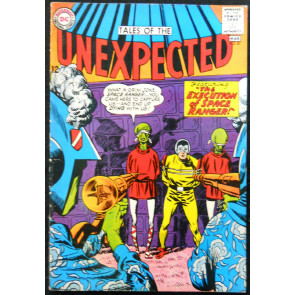 TALES OF THE UNEXPECTED #81 FN-