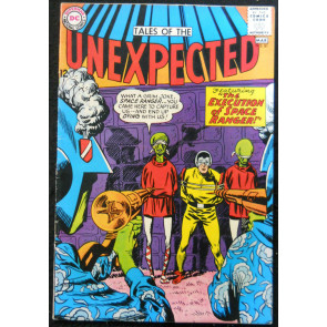 TALES OF THE UNEXPECTED #81 VG/FN