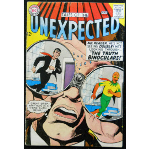 TALES OF THE UNEXPECTED #87 VG/FN