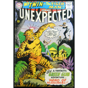 TALES OF THE UNEXPECTED #90 VG