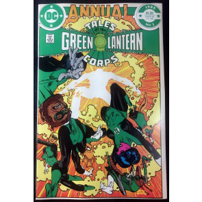 Tales of the Green Lantern Corps Annual (1985) #1 VF+ (8.5)
