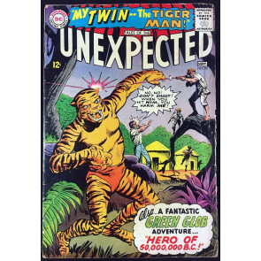 Tales of the Unexpected (1956) #90 GD (2.0) DC Sci-Fi Horror