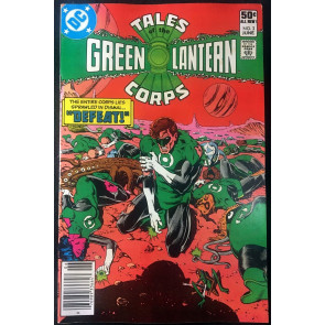 Tales of the Green Lantern Corps (1981) #2 VF- (7.5)