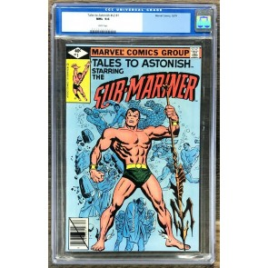 Tales to Astonish vol.2 (1979) #1 CGC 9.6 Sub-Mariner (0058460022)
