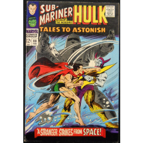TALES TO ASTONISH #88 FN+