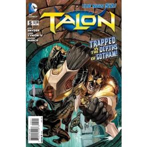 TALON #5 VF+ THE NEW 52!