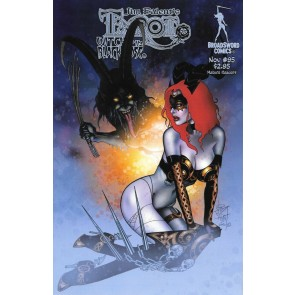 Tarot: Witch of the Black Rose (2000) #95 VF/NM Jim Balent Cover B Broadsword