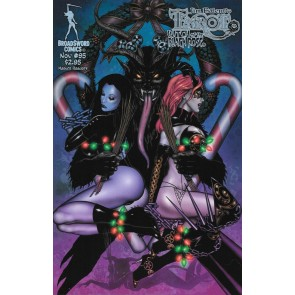 Tarot: Witch of the Black Rose (2000) #95 VF/NM Jim Balent Cover A Broadsword