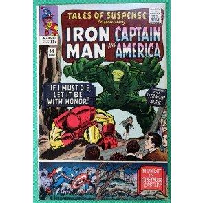 Tales of Suspense (1959) #69 FN/VF (7.0) 1st app Titanium Man