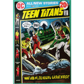 Teen Titans (1966) #41 VF (8.0)