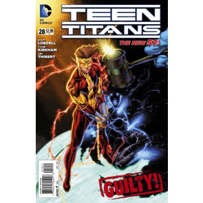 TEEN TITANS (2011) #28 VF/NM THE NEW 52!