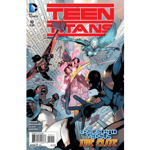 TEEN TITANS (2014) #10 VF/NM