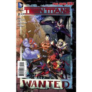 TEEN TITANS #21 VF/NM THE NEW 52!