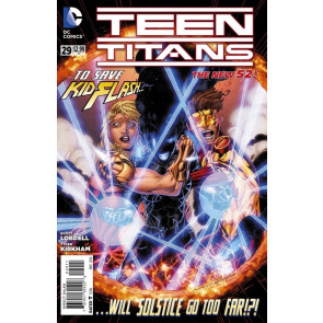 TEEN TITANS #29 VF/NM THE NEW 52!