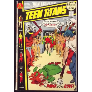 TEEN TITANS #39 NM
