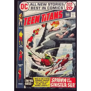TEEN TITANS #40 NM
