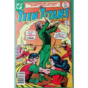 Teen Titans (1966) #46 FN+ (6.5) Joker's Daughter begins