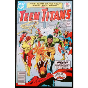 TEEN TITANS #47 FN+ JOKERS DAUGHTER