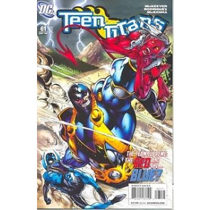 TEEN TITANS #61 NM