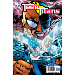 TEEN TITANS #71 NM