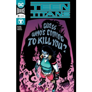 Teen Titans (2016) #31 VF/NM Bernard Chang Cover DC Universe