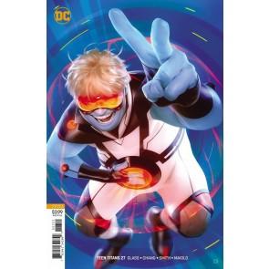 Teen Titans (2016) #27 VF/NM Alex Garner Variant Cover DC Universe