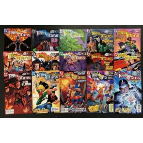 Teen Titans (2003) #'s 8 9 10 11 12 13 14 15 16 17 18 19 20 21 22 VF/NM Set