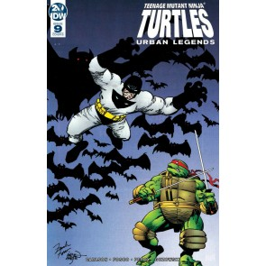 Teenage Mutant Ninja Turtles: Urban Legends (2018) #9 VF/NM Fosco & Larsen Cover