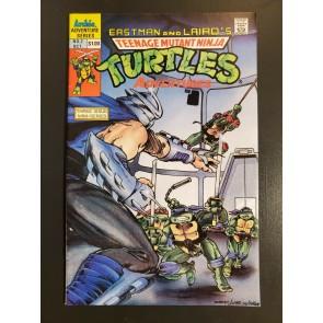 Teenage Mutant Ninja Turtles Adventures #2 1988 VF+ 8.5 Archie Comics|