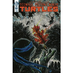 Teenage Mutant Ninja Turtles (2011) #101 VF/NM Kevin Eastman Cover IDW