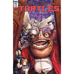 Teenage Mutant Ninja Turtles (2011) #71 VF/NM Dave Wachter IDW