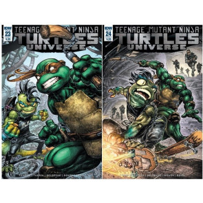 Teenage Mutant Ninja Turtles Universe (2016) # 9-24 VF/NM Freddie William Covers