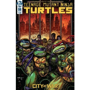 Teenage Mutant Ninja Turtles (2011) #98 VF/NM Kevin Eastman Cover B IDW