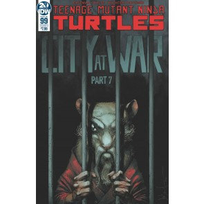 Teenage Mutant Ninja Turtles (2011) #99 VF/NM Dave Wachter Jennika Turtle IDW
