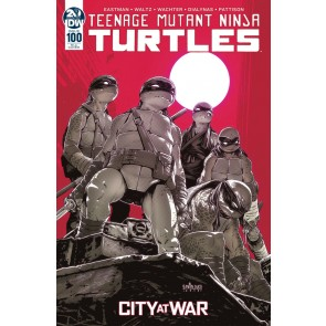 Teenage Mutant Ninja Turtles (2011) #'s 96 97 98 99 100