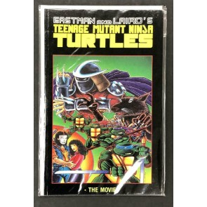 Teenage Mutant Ninja Turtles: The Movie 1989 VF/NM One-Shot Eastman Mirage