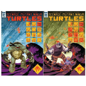 Teenage Mutant Ninja Turtles (2011) #67-71 73-83 VF/NM Set Kevin Eastman Variant