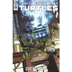 Teenage Mutant Ninja Turtles (2011) #99 VF/NM-NM 1:10 Retailer Incentive Cover