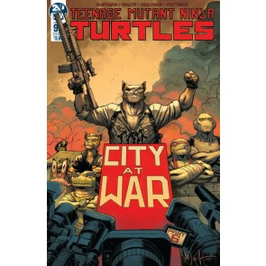 Teenage Mutant Ninja Turtles (2011) #98 VF/NM Dave Wachter Jennika Turtle IDW