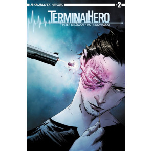 TERMINAL HERO (2014) #2 VF+ - VF/NM PETER MILLIGAN JAE LEE COVER DYNAMITE