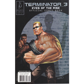 TERMINATOR 3: RISE OF THE MACHINES (2003) #3 VF/NM EYES OF THE RISE MOVIE COMIC