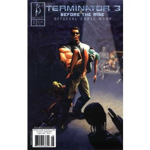 TERMINATOR 3: RISE OF THE MACHINES (2003) #2 VF/NM BEFORE THE RISE MOVIE COMIC