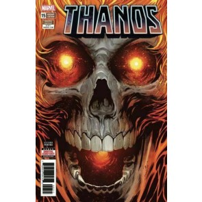 Thanos (2016) #15 VF/NM Second Printing Variant Cover Cosmic Ghost Rider