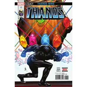 "Thanos (2016) #17 VF/NM Cosmic Ghost Rider Silver Surfer ""Thanos Wins"" Part 5"