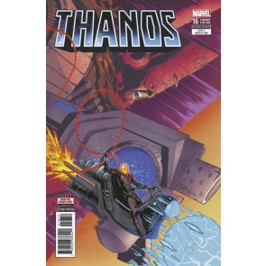 Thanos (2016) #16 VF/NM Second Printing Variant Cover Cosmic