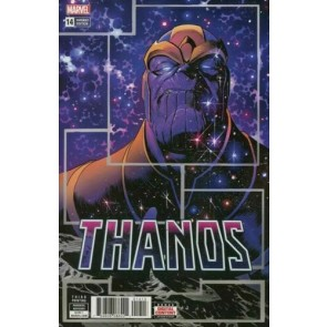 Thanos (2016) #14 VF/NM Third Printing Variant Cover Cosmic Ghost Rider