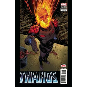 Thanos (2016) #15 VF/NM Third Printing Variant Cover Cosmic Ghost Rider
