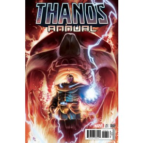 Thanos Annual (2018) #1 VF/NM Mike Deodato Jr Variant Cover