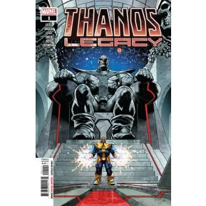 Thanos Legacy (2018) #1 VF/NM Geoff Shaw Regular Cover